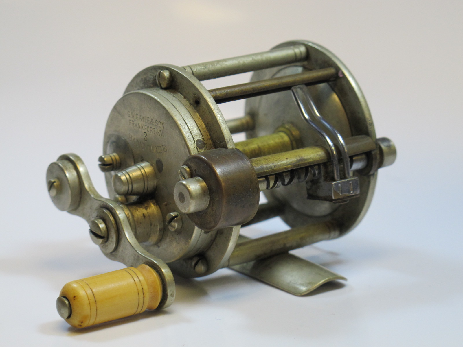 Antique fishing reels for sale for Antique fishing reels